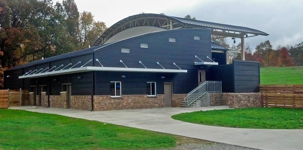 Beaver Dam Amphitheater ext 2