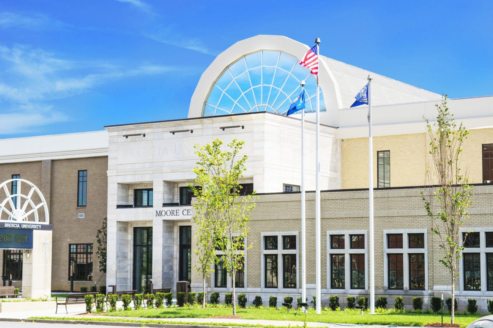 Brescia University – The Moore Center   Scott, Murphy & Daniel