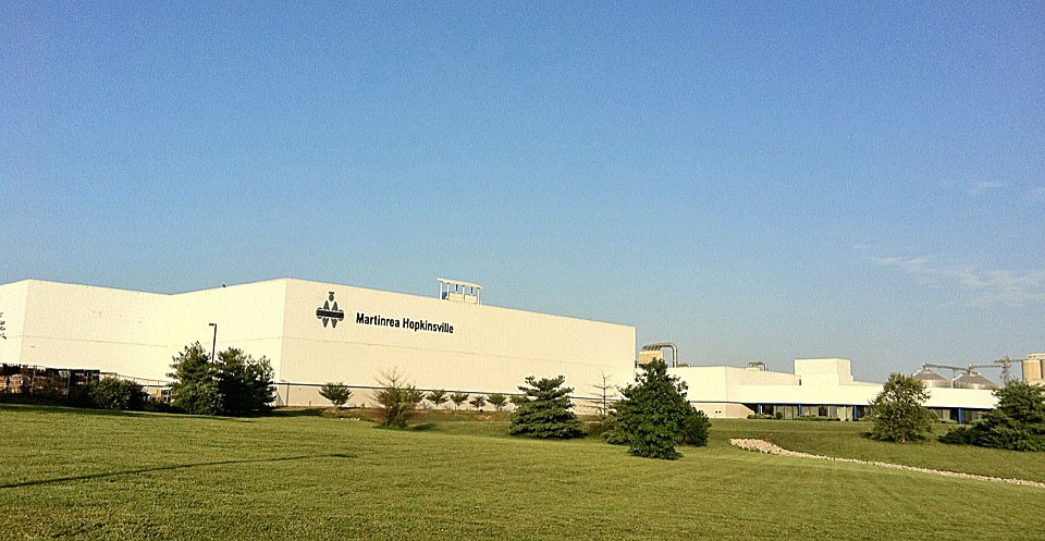 Martinrea International - Hopkinsville ext 1