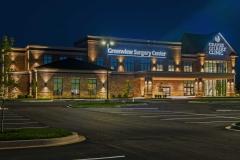 Healthcare design build contractors scott murphy daniel - Southern home designs russellville ky ...